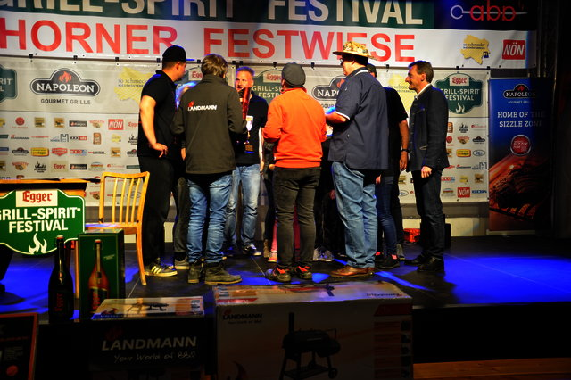 3. Platz Austrian Dutch Competition für PSM Smoker on Tour